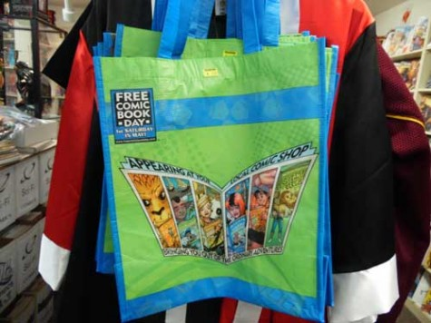Chico stores invite fans, newcomers for Free Comic Book Day