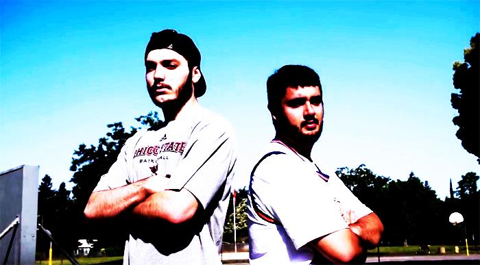 An Orion sports writer takes on a Chico State basketball player