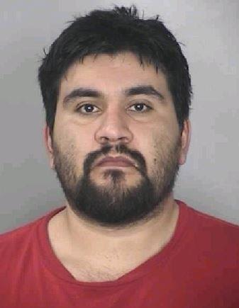 Daniel Deluna Martinez, 27, from Hamilton City. Photo courtesy of the Butte County District Attorney's office.