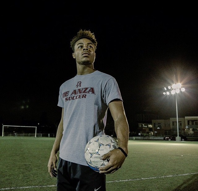 Rajaee DeLane is the newest name in Chico State soccer. Photo courtesy of Rajaee DeLane.