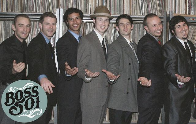 Local Jamaican-ska band, Boss 501, will be performing at the Chico World Music Festival on Saturday, Sept. 12. Photo courtesy of Boss 501.