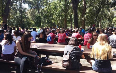 Associated Students host successful Labor Day alternative