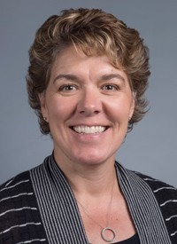 Anita Barker, Athletic director. Photo courtesy of Chico State Athletics.