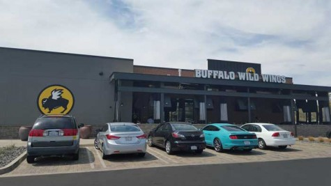 Buffalo Wild Wings opened its doors in Chico on Aug. 9 in the North Valley Plaza near Tinseltown. Photo credit: Lauren Anderson