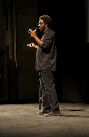 W. Kamau Bell delightful with serious tone