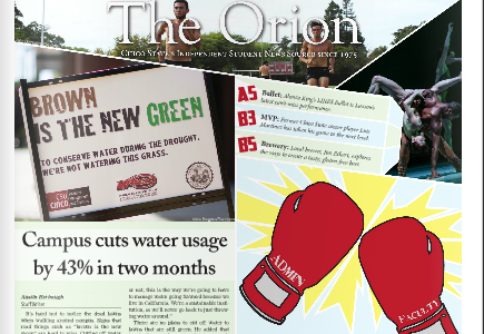 The Orion Vol. 75, Issue 2