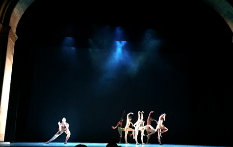Alonzo King's LINES ballet was absolutely riveting