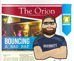 The Orion Vol. 75, Issue 5