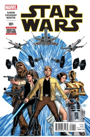 Reunited and it feels so good: 'Star Wars' is back in comic form