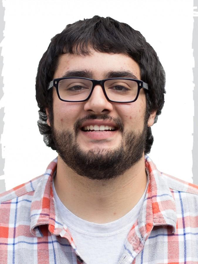 Nick Martinez-Esquibel. Orion file photo.