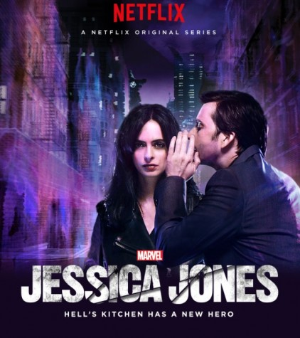 Marvel's 'Jessica Jones' comes to Netflix