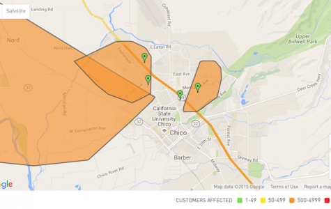 Power outage affects more than 9,000