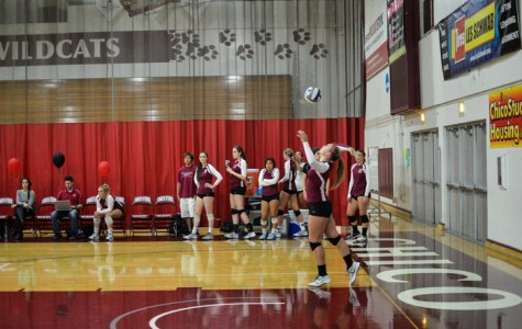 Women's volleyball team loses 1-3 to UC San Diego