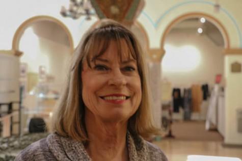 Dianne Donoho, member of Chico Museum Steering Committee. Photo credit: Megan Moran