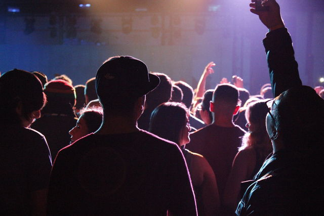 Logic brings good vibes, music to Chico fairgrounds
