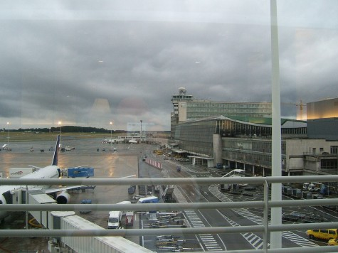 An explosion at Zaventem airport killed 11 people tuesday Photo Credit: From Creative commons