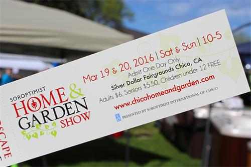 The 13th Soroptimist Home and Garden Show open over the weekend of March 19 Photo credit: Yang Dai