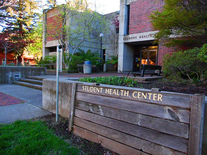 Students in a recent Orion poll voiced their dissatisfaction with the services at the Student Health Center. Photo credit: George Johnston