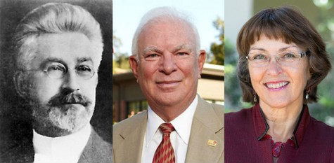 Gayle E. Hutchinson is the first female president of Chico State. Photos courtesy of Chico State.