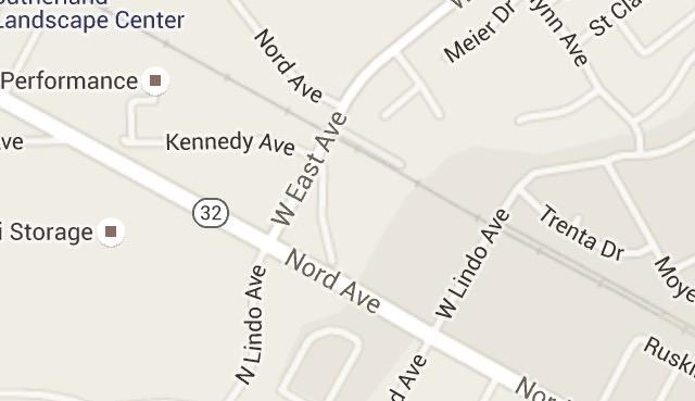 Man shot in leg by Highway 32
