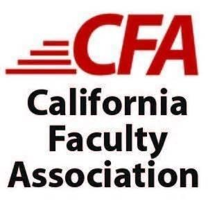 Photo from the California Faculty Association website