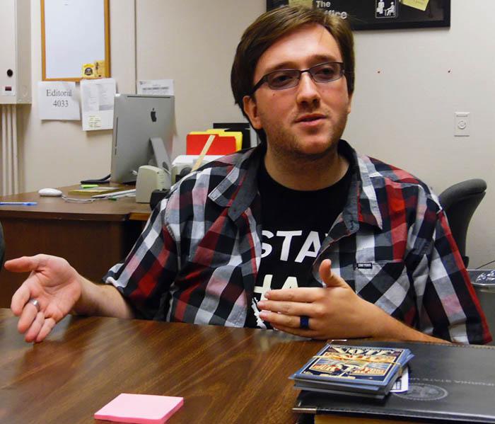 New Associated Students president talks plans for presidency