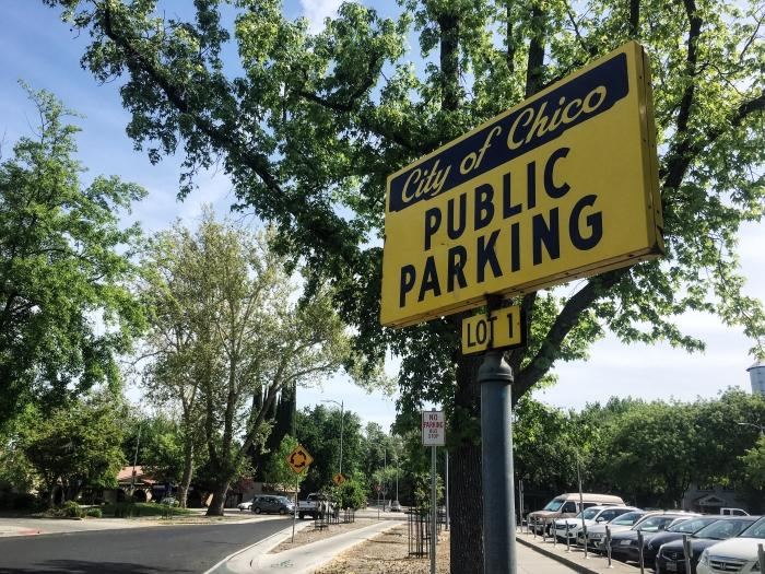 Man stabbed in Chico parking lot