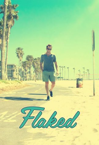 'Flaked' refreshing and unexpected