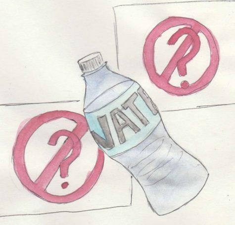 Water bottle ban more inconvenient than effective