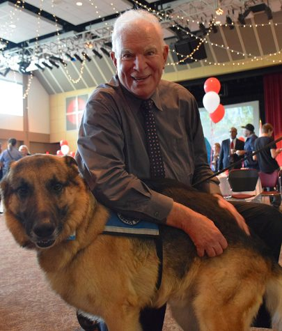 Chico State president bids farewell