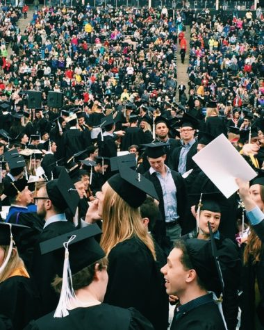 Graduating students share thoughts on post-college life
