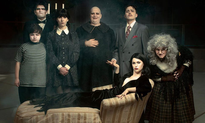 'The Addams Family': a night of ghoulish fun