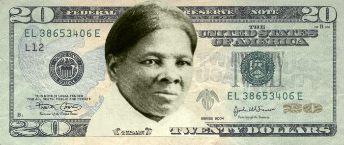 Harriet Tubman to be first female featured on $20 bill