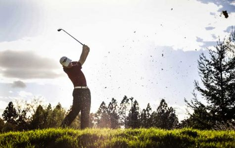 Golf starts strong in invitational