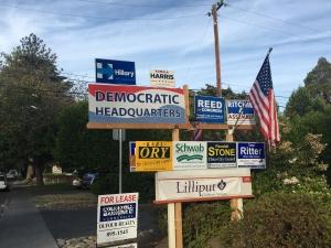 Democratic campaign headquarters opens in Chico