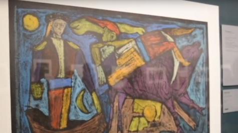 Behind the art: 'Visual Metrics' Prints and Poetry
