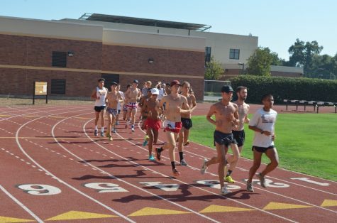 Chico State men's cross country