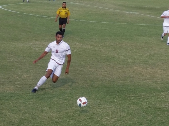 Men's soccer losses first game of the season