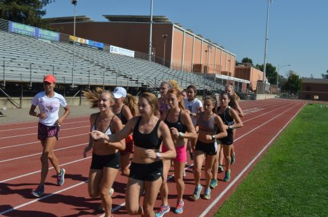 Chico State women's cross country