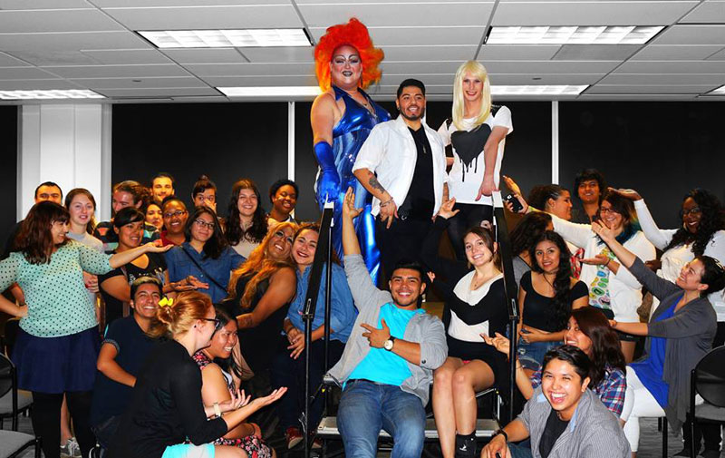 Second Annual Chico State Drag Show