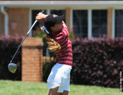 Men's golf team finishes 12th