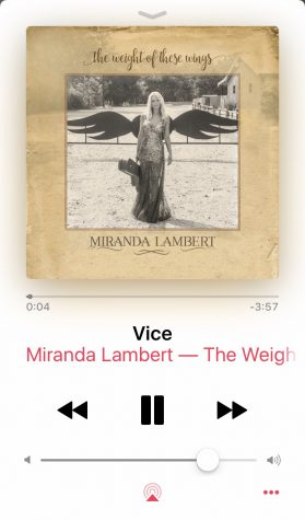 Miranda Lambert soars with 'Wings'