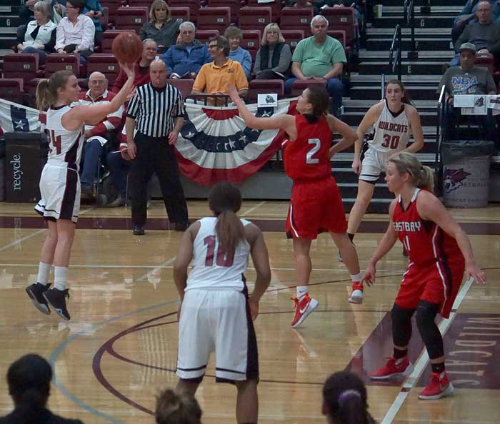 Women's basketball team loses conference opener