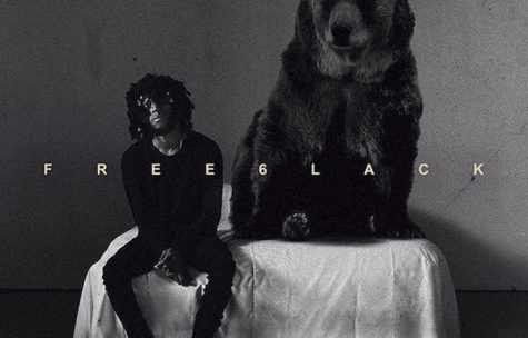 Free 6lack album cover. Photo courtesy of Common Grounds.