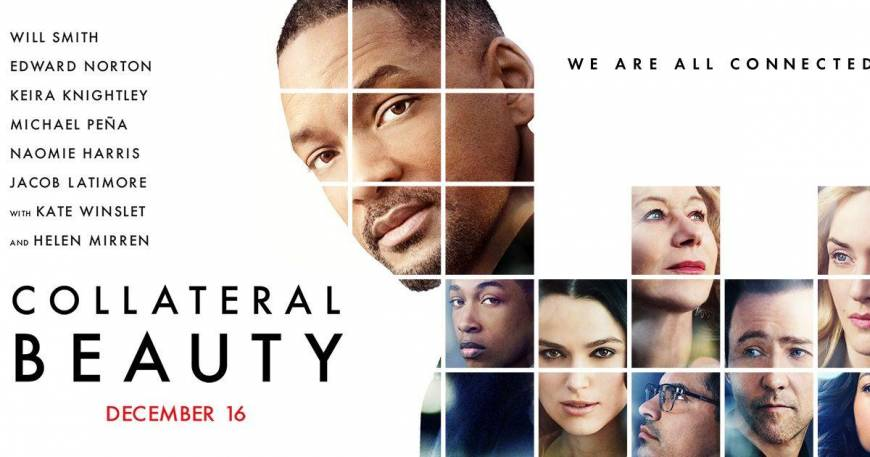 'Collateral Beauty,' heart wrenching with a hint of manipulation