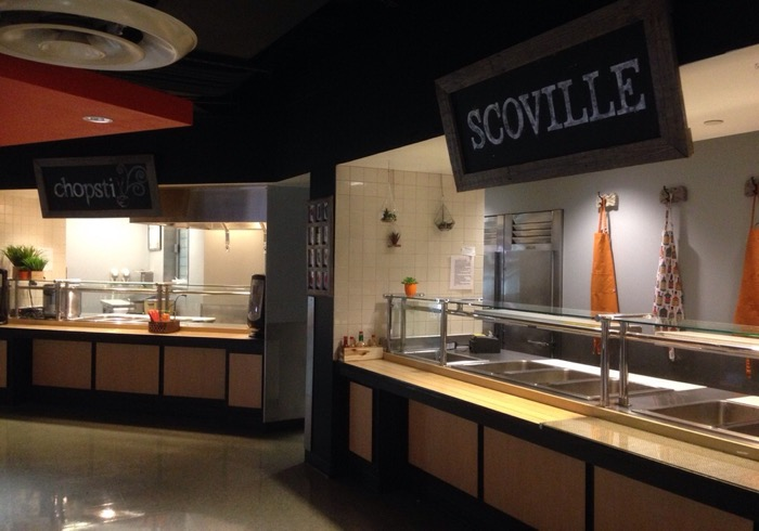 Scoville references the scale in which cooks measure the spiciness of food. Photo credit: George Johnston