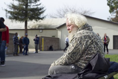Oroville evacuees adjust to life in shelter