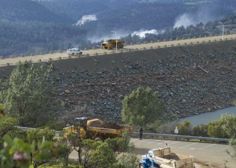 Oroville Dam caught in dilemma