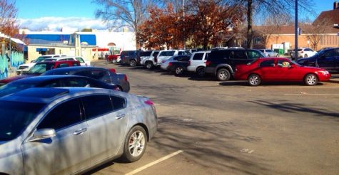 Parking garage closing for President Hutchinson's inauguration