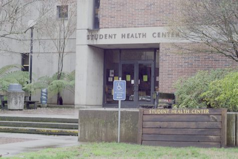 The Student Health Center provides students with healthcare and regular checkups. Photo credit: Miguel Orozco